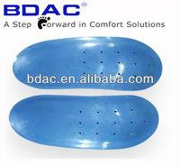 3/4 foot orthotics high arch insole plastic shoe insert