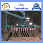 Hot sale!!! YF automatic clay brick setting machine,auto clay brick robot for tunnel kiln