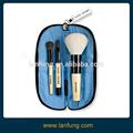 Mini de maquillaje cepillo / Travel Brush Set