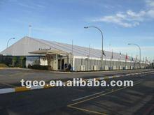 wind resistant event tent 66x115ft