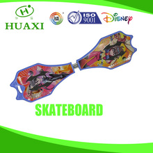 2 wheels new skateboard
