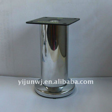 Iron chrome with high quality cabinets' leg YJ-457