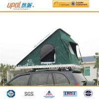hard shell roof top tent, car top pop up camper tent