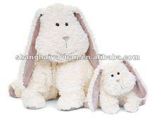 Plush toys dog with big ears