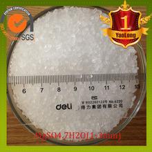 magnesium sulphate epsom salt MgSO4.7H2O