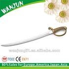 Customize engraved logo antqiue samurai sword letter opener