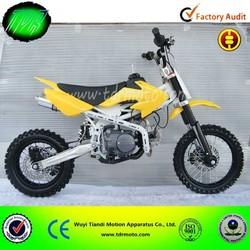 High performance 125cc dirt bike made in China