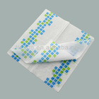 Recycled printed paper napkin