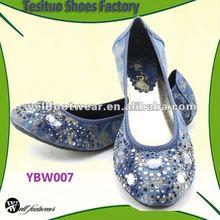dance shoe woman 2012, flats