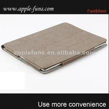 for ipad case , PC+MicroFiber material, super quality