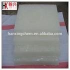 Semi refined Paraffin wax Block( Factory)