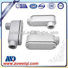 Aluminum LB Conduit Body