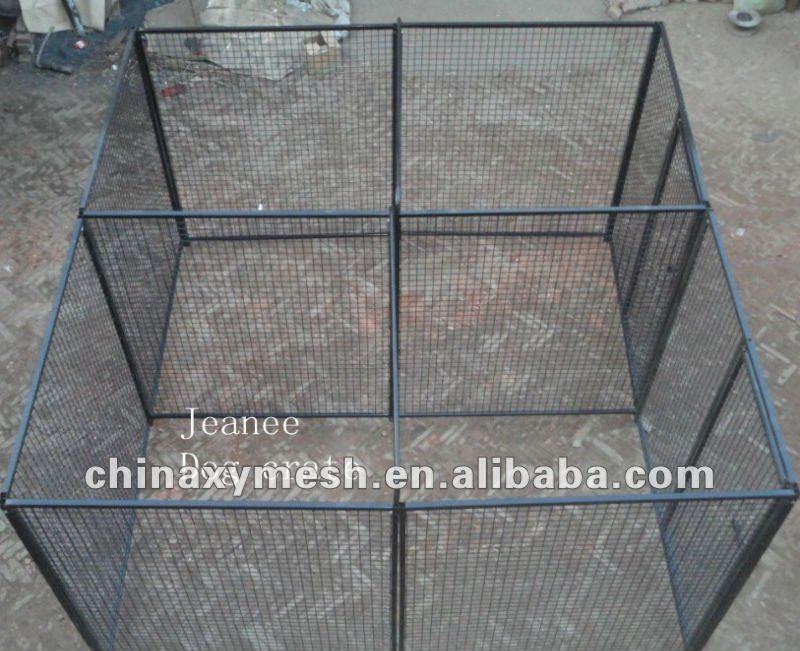 Wire mesh dog kennel/dog crates/dog run