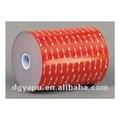 Muy alta de bonos de doble lado 3m 4991 vhb cinta, 2.3mm, gris