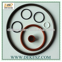 High temperature fkm rubber o-ring manufacture, ISO9001-2008 TS16949