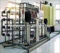 8000LPH doble etapa sistema de purificación de agua, De desalinización planta con carbón activado y el cuarzo filtro de arena