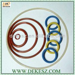 FDA silicone dental o ring industrial, ISO9001-2008 TS16949