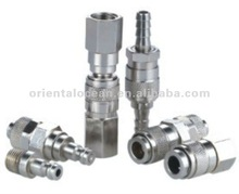 Steel Flat Face Hydraulic Quick Couplings