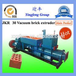 Low cost! JKR30 clay brick making machine, small brick machine making