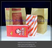 High quality pet food bag/paper bags for pet food