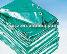 PP or PE tarpaulin cover packed in bag, bale or roll, fabric material
