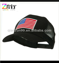 Promotion Embroidery Baseball Cap With US Flag