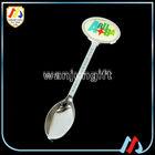 Silver Color Souvenir Spoons For Gift