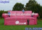 Beautiful Pink sofa Inflatable Model