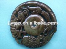jade animal carving,jade pendant