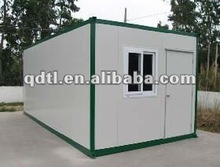 20ft and 40ft prefabricated movable container house