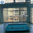 New design pvc coated dog cage(2.5-4.0mm)