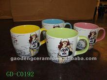 love me girl chocolate cups wholesale