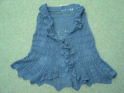 Crochet poncho 2013