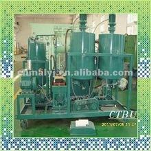 black engine oil regeneration, oil recycling, oil filtering