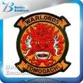 Dragón chino de diseños de bordado