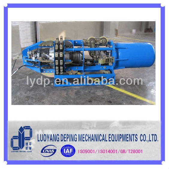 oil and gas pipeline welding pneumatic pipe alignment clamp