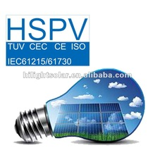 175wp-210wp poly solar panel, TUV,CEC,CE,ISO approved