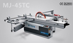 precision woodworking machinery sliding table saw MJ-45TC