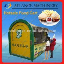 4 ALMFC16 Mobile Fast Food Cars