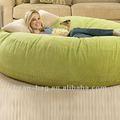 Grande Foam Filled sofá del bolso de haba saco de dormir sofá