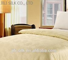 Spring silk comforter sets for home