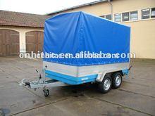 Reusable Waterproof Cargo Trailer Cover