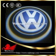 2012 High Quality Car Emblem Light (Laser light) VW Volkswagen