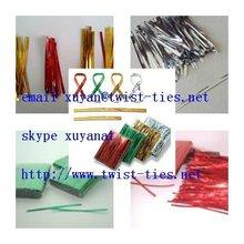 metallic snap clips