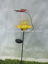 new! Metal butterfly garden decoration