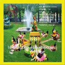 Rotary bee!! Kiddie Musical Amusement Park Animal Ride