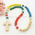 Misionero de madera rosario redondo