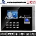 Reloj de tiempo biométrico MD60 y control de acceso