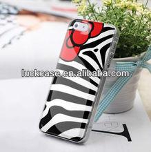 2012 new design plastic fashion hard case for iphone 4