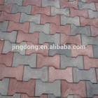 Quality rubber floor tiles